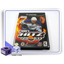 Gc Nhl Hitz 2003 Original Gamecube