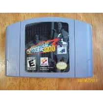 International Star Soccer 2000 Original Nintendo 64 Testada!