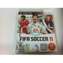 Fifa Soccer 2011 - Ps3.