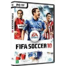 Game Pc Fifa Soccer 10 Original E Lacrado