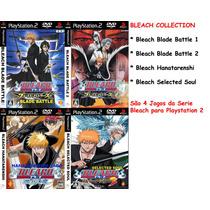 Bleach Collection - Playstation 2 - Frete Gratis