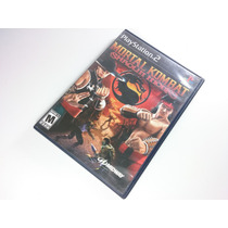 Jogo Playstation Two (2) - Mortal Komba Shaolin Monks