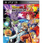 Dragon Ball Z Battle Of Z - Ps3 Português + Dlc Roupa Naruto