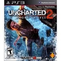 Uncharted 2 Ps3 - Venda/troca #frete Grátis #