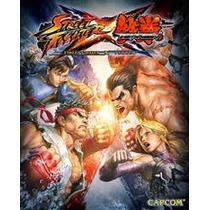 Street Fighter X Teken