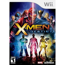 Game Wii X-men Destiny Compre Ja