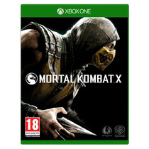 Mortal Kombat X 10 Mkx - Xbox One Xone - Português Imediato
