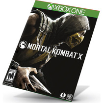 Mortal Kombat X - Entrega Rápida - Xbox One