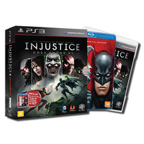 Injustice: Gods Among Us Ps3 - S. G.