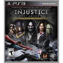 Injustice Ultimate Edition - Audio Portugues