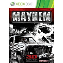 Mayhem - Xbox 360