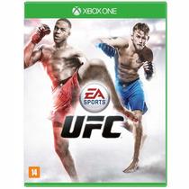 Ea Sports Ufc - Jogo Mma Xbox One Semi Novo