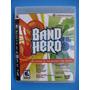 Band Hero - Ps3 - Lacrado - Pronta Entrega - Original.