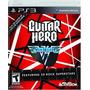 Guitar Hero Van Halen Play 3 Lacrado Frete Grátis!!!!