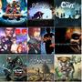 Dino Crisis 1,2, Double Dragon, Teken2, Papo Yo+5 Codigo Psn