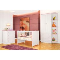 Quarto Bebê Doce Sonho 3 Peças - Qmovi