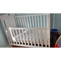 Quarto De Bebê - Berço, Cômoda E Guarda Roupa De Bebê