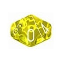 Conjunto Chessex C/ 10 Dados De 10 Faces Amarelos P/ Rpg