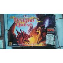 Jogo Tabuleiro Dungeons & Dragons Dragon Quest