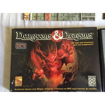 Rpg Dungeons & Dragons Grow Jogo De Tabuleiro