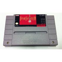 Final Fantasy 2 Em Português - Snes