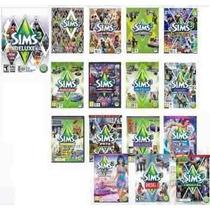 The Sims 3 - Hyper Bygg Pacotão + De 20 Expansões P/ Pc