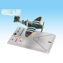 Spitfire Ix (johnson) Wings Of Glory / War Jogo 2a. Guerra