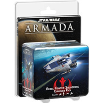 Rebel Fighter Squadrons - Expansão Jogo Star Wars Armada Ffg