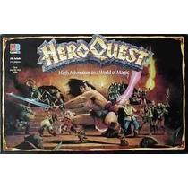 Promoção - Hero Quest + Expansões + Brindes