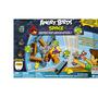 Jogo Angry Birds Space Lançador Espacial Mattel Bbr29