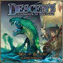 Sea Of Blood - Descent - Expansão Jogo Importado Ffg
