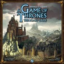 A Game Of Thrones - Jogo Imp. Fantasy Flight Ffg - No Brasil