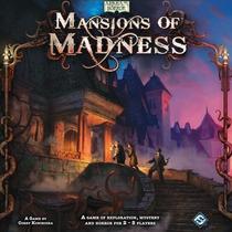Mansions Of Madness - Jogo De Tabuleiro Importado - Ffg