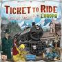 Ticket To Ride Europa Jogo De Tabuleiro Em Português