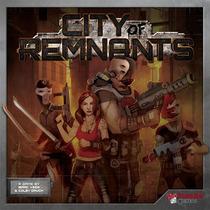 City Of Remnants - Jogo De Tabuleiro Importado - Plaid Hat