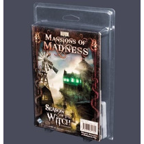 Season Of The Witch - Expansão Jogo Mansions Of Madness Ffg