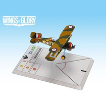 Gloster Gladiator (pattle) - Wings Of Glory / War 2a. Guerra