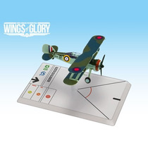 Gloster Gladiator (burges) - Wings Of Glory / War 2a. Guerra