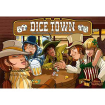 Dice Town Jogo Importado Asmodee Games Novo!