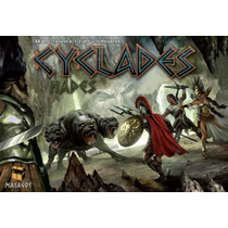 Hades - Expansão Jogo Tabuleiro Importado Cyclades - Asmodee