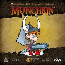 Munchkin - Jogo De Cartas Em Português - Galápagos - Sjg