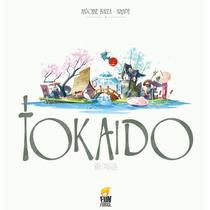 Tokaido - Jogo De Tabuleiro Importado - Funforge - Passport