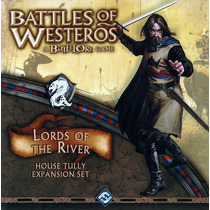 Lords Of The River - Expansão Jogo Battles Of Westeros Ffg