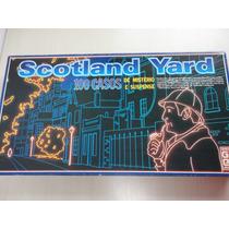 Jogo Scotland Yard 100 Casos Grow Completíssimo ! !