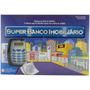 Super Banco Imobiliário Com Máquina De Cartão - Importado