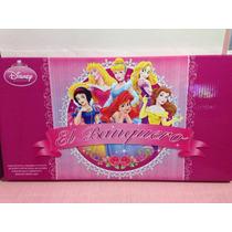 Banco Imobiliário Tradicional Princesas Disney Cinderela
