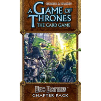 Epic Battles - Expansão Jogo Game Of Thrones Lcg Ffg