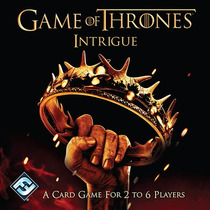 Westeros Intrigue - Game Of Thrones Jogo De Cartas Imp. Ffg