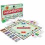 Jogo Monopoly Com Peças De Metal - Hasbro