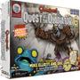 Quest Of The Qladiator Expansão Jogo Imp. Quarriors! Wizkids